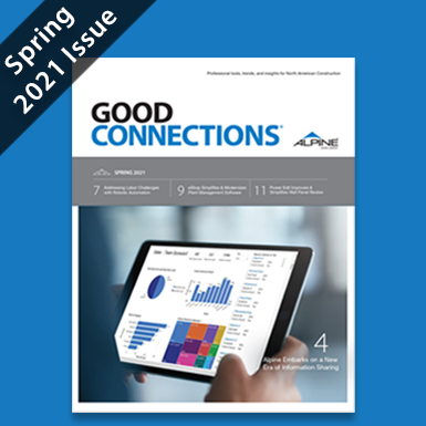 Good Connections 2021 Spring Issue
