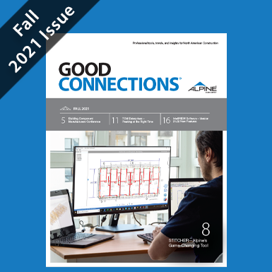 Good Connections Fall 2021 Issue